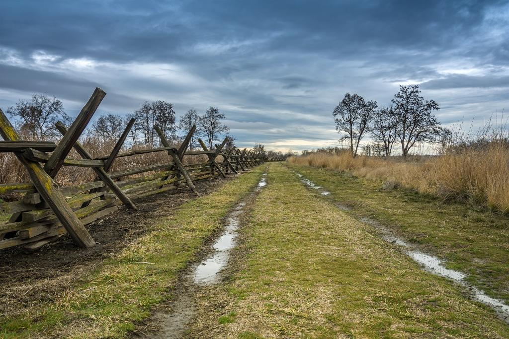 Whitman Mission Covered Wagon Trail - Walla Walla