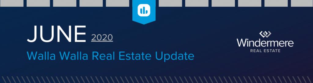 Walla Walla Real Estate Update for June 2020