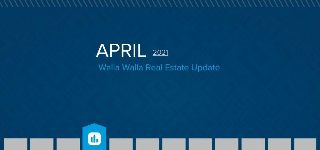 April 2021 Real Estate Update Header Image